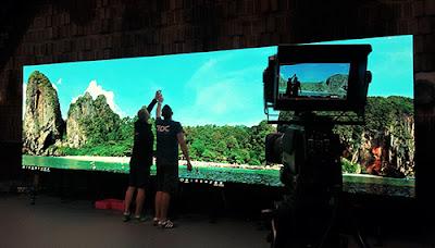 Lắp đặt thi công màn hình led p3 indoor tại quận Tân Bình
