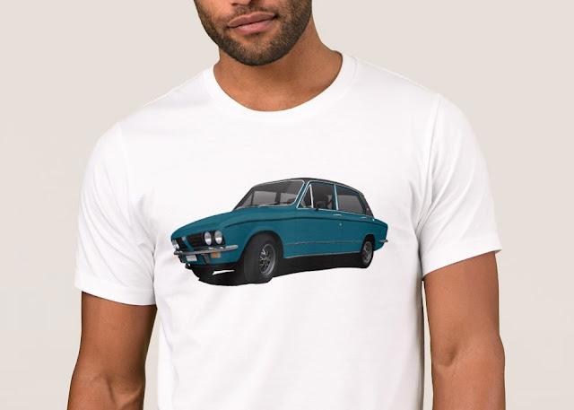 Triumph's  t-shirts