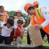 Mauricio Sahuí encabeza el inicio de obras en una escuela de Cacalchén