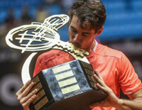 Argentine Guido Pella Wins First ATP Title In Brazil