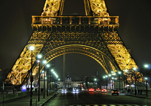 Paris Paris City Of Lights