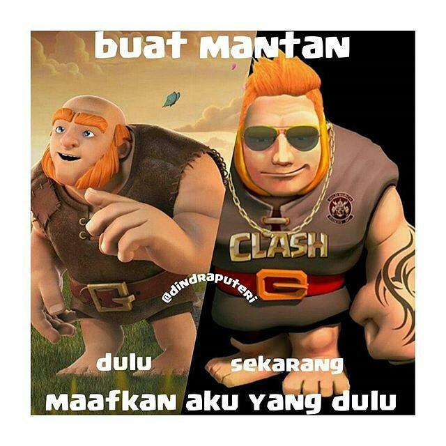 Meme Dear Mantan coc