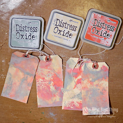 Christmas Tags by Lynne Forsythe