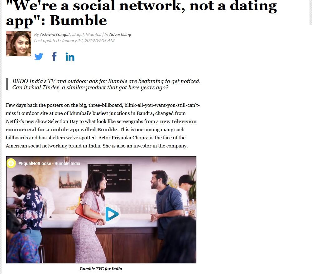not 4 dating app
