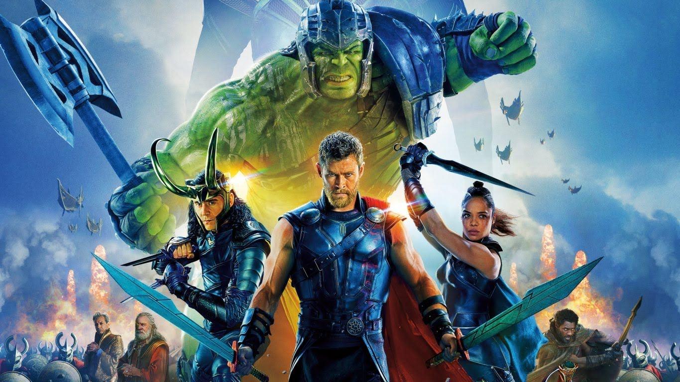 "Thor 3: Ragnarok ""Thần Sấm Phần 3: Tận Thế Ragnarok"""