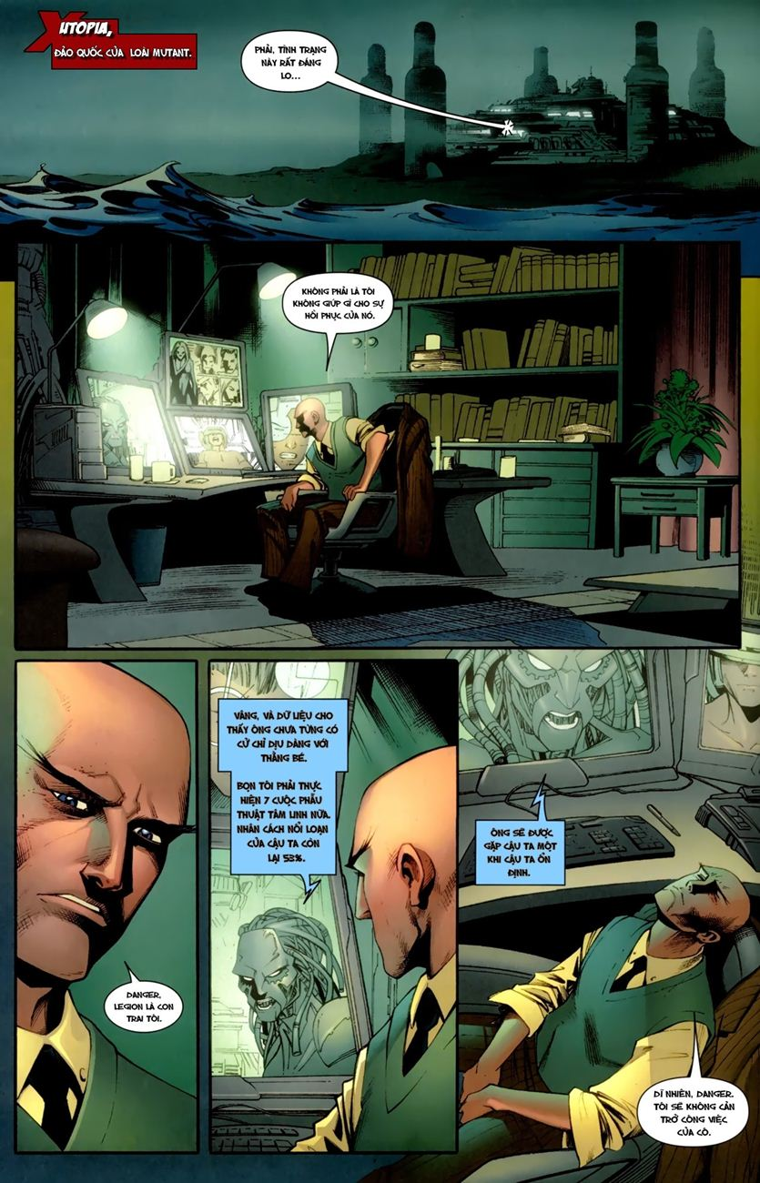X-Men Necrosha chap 2 trang 3