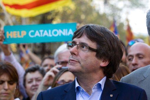 Puigdemont debe pagar fianza de 2,1 millones en dos días