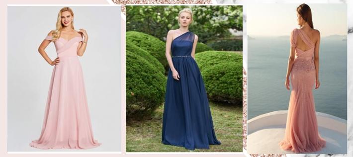 Como escolher o vestido ideal para madrinhas de casamento!
