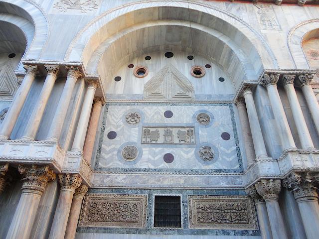 Co jsou a k čemu sloužily patere?, Benátky, bazilika Svatého Marka, zajímavosti v Benátkách, co vidět v Benátkách, historie Benátek, turistické tipy Benátky, formelle,