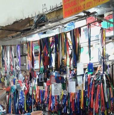 Jual tali id card harga termurah dan terlengkap di Jakarta Barat