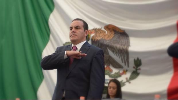 """""""Si la gente me lo pide, seria Presidente de México en 2024"""": Cuauhtémoc Blanco."""
