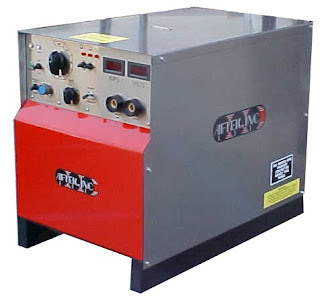 resistor controlled welding machines