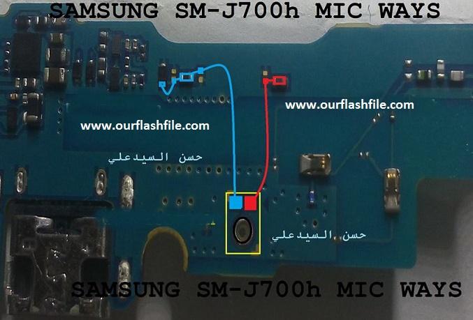 Samsung Sm J700h Microphone Jumper Mic Ways Tested