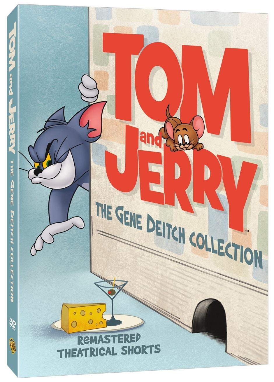Tom and Jerry: Gene Deitch Collection ทอมกับเจอรี่: รวมฮิตฉบับคลาสสิคโดย จีน ดีทช์ [HD][พากย์ไทย]