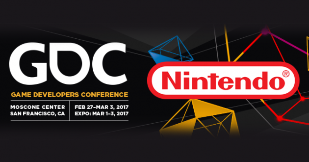 Nintendo confirma su asistencia al Game Developers Conference 2017