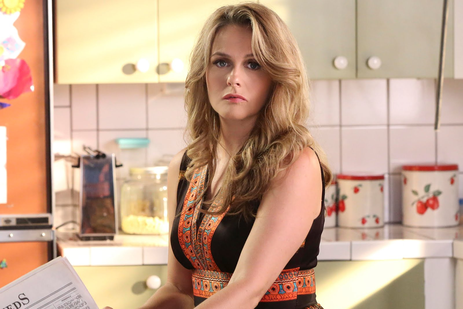 Alicia Silverstone es Bonnie en American Woman