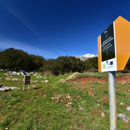 Το μονοπάτι του LIFE-Stymfalia ανάμεσα στους φιναλίστ για τα βραβεία Natura 2000!