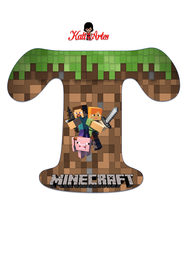 Bright image for free printable chevron banner minecraft