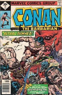 Conan the Barbarian #71