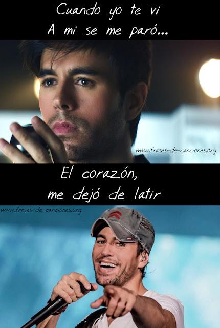 Meme de humor : Enrique Iglesias - El baño