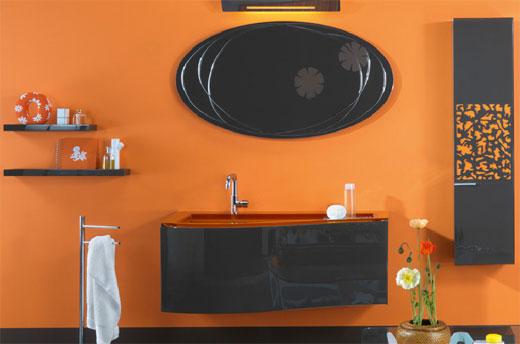 orange-modern-bathro