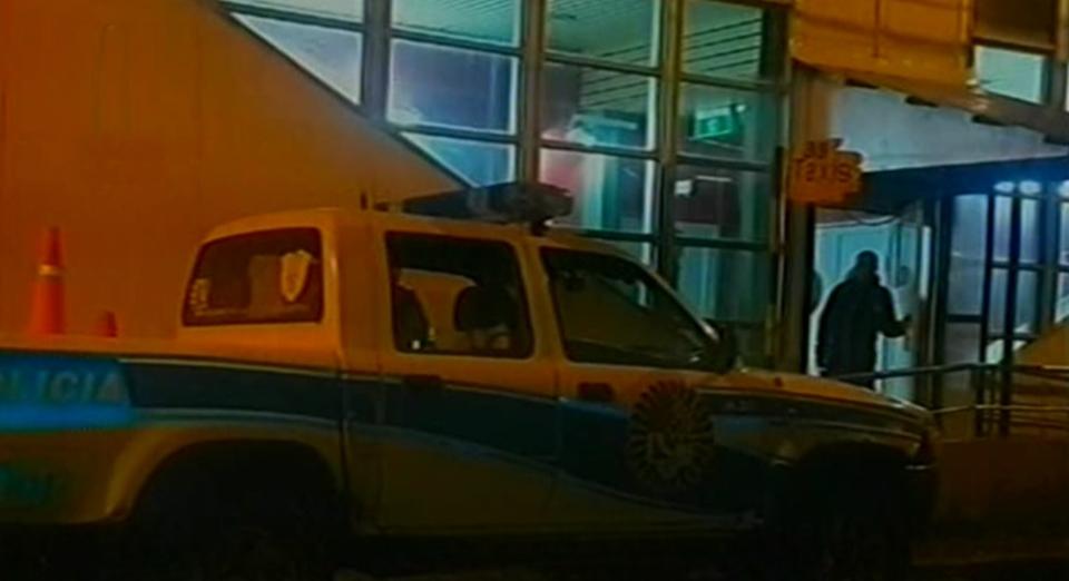 Dos Choques y un despiste en Ushuaia