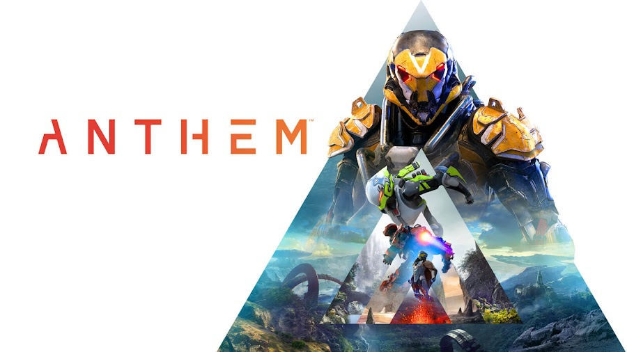 anthem pc playstation 4 xbox one