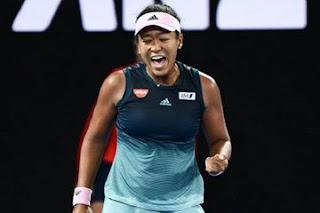Tekuk Petra Kvitova, Naomi Osaka Kampiun Australian Open 2019