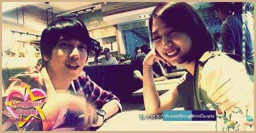 Lee hong ki park shin hye hookup