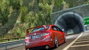Honda Civic FB7 Car