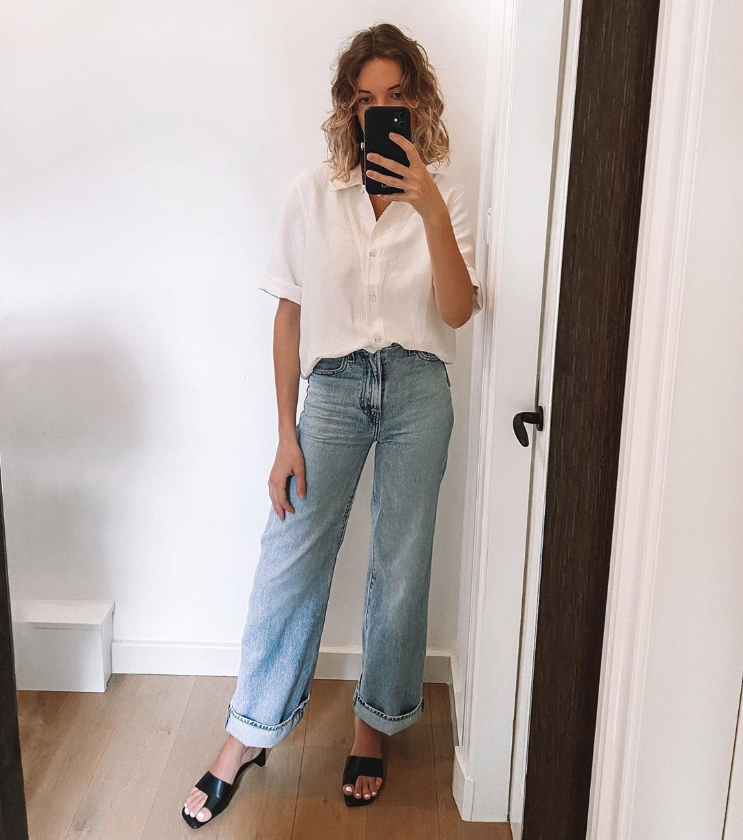 Nail Your Work-From-Home Style in This Minimal 3-Piece Outfit
