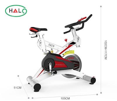 Xe đạp tập toàn thân RS