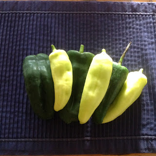 Garden Chilis