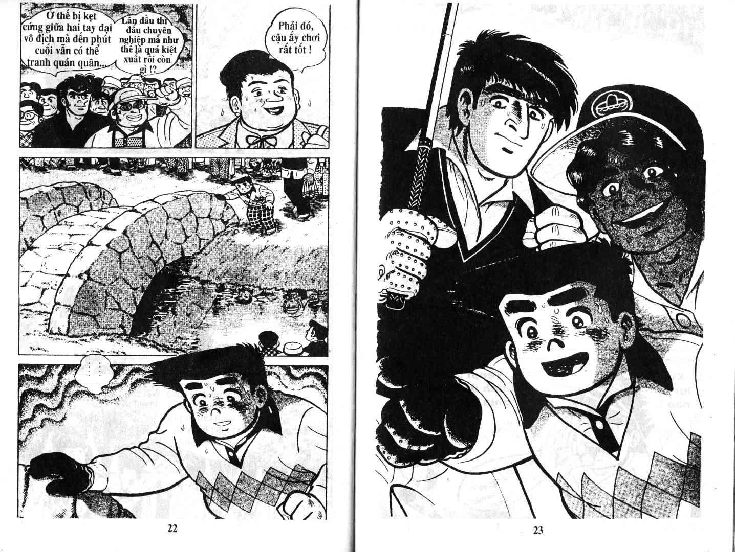 Ashita Tenki ni Naare chapter 48 trang 10