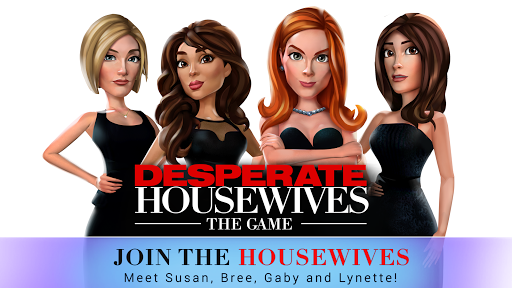 Desperate Housewives: The Game mod apk