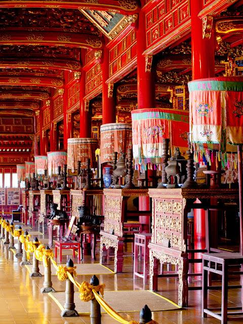 Thai Hoa, Ciudadela Hué