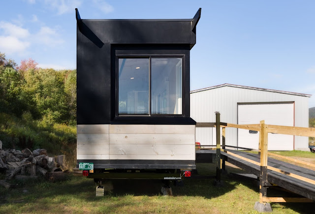 Wheel Pad Tiny House