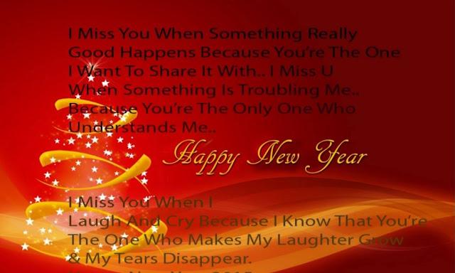 Free New Year Greeting