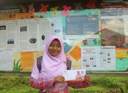 Testimoni Umi Amalia. Alumni Anak Juara