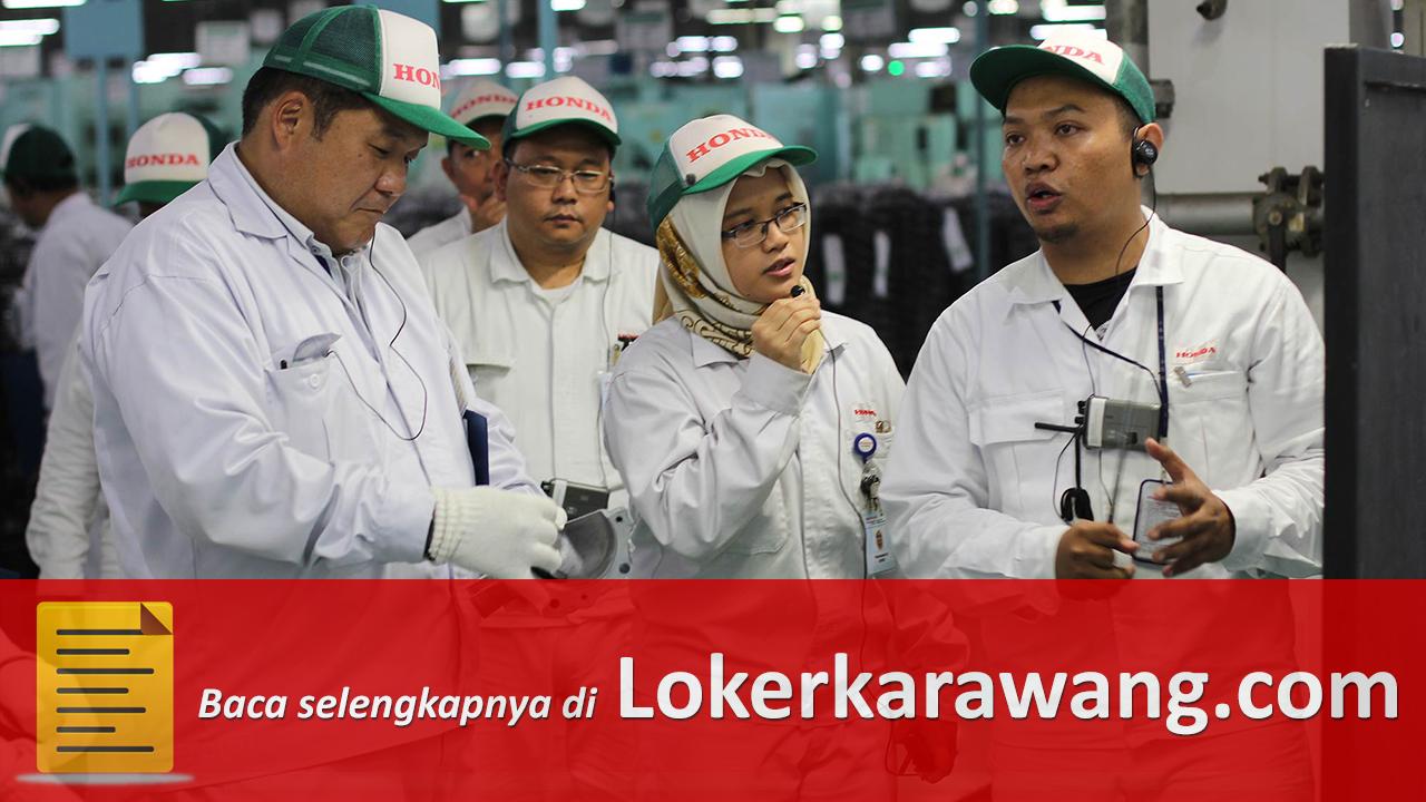 PT Honda Precision Part Manufacturing Karawang