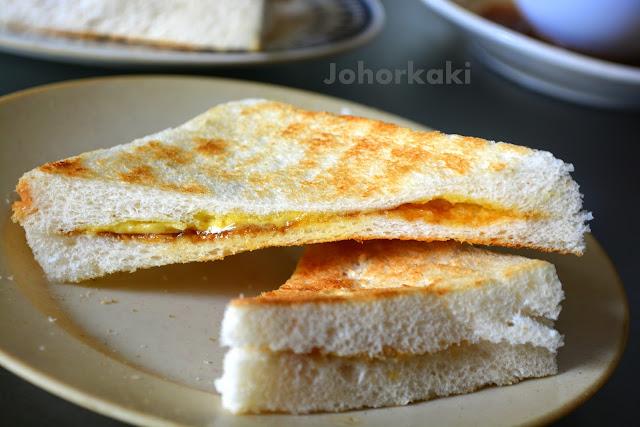 Kaya-Butter-Toast-Sun-Kopitiam-Ulu-Tiram-Johor-东升