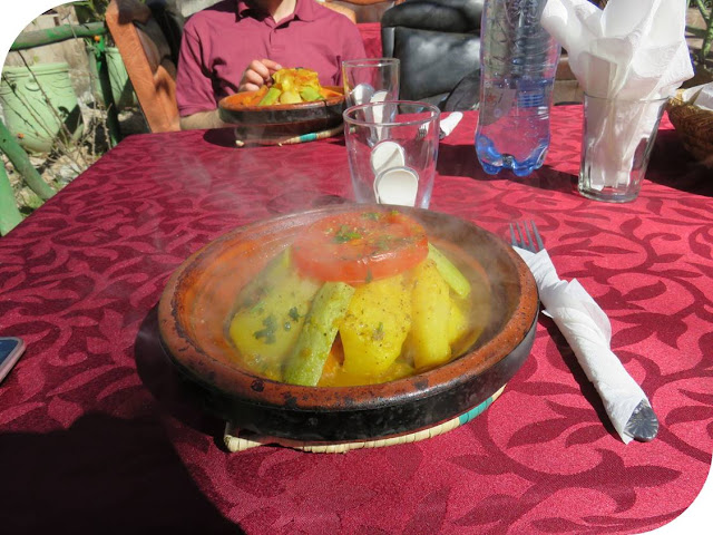 Long Weekend in Marrakech - Sidewalk Safari - Tagine