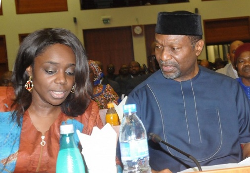 Economic Crisis: See How Nigerian Senate Recommends Sack Of Finance Minister Adeosun, Udoma