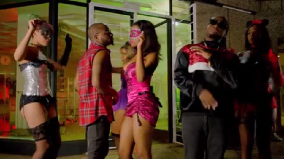 VIDEO: Joh Makini Ft Davido - Kata Leta | Download Mp4