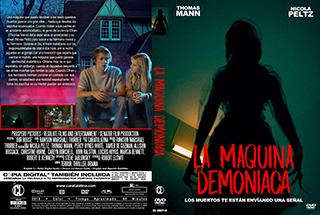 Our House - La Maquina demoniaca - Cover DVD