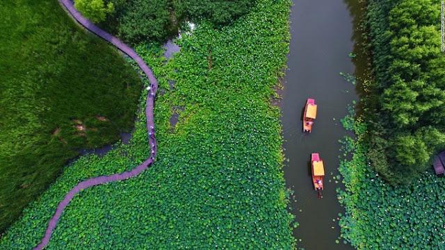 Công viên Honghe Trung Quốc