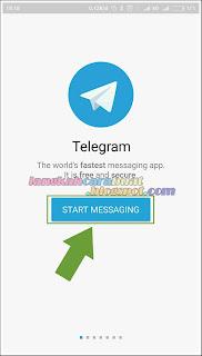 Cara Daftar Telegram Android Aplikasi Chat Terbaru