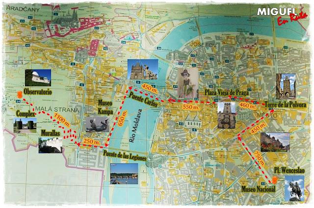 Mapa-de-Praga