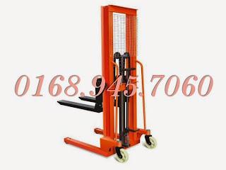 www.kenhraovat.com: Xe nâng tay cao 1000kg 15000kg nâng cao 1m6 hoặc 3m giá