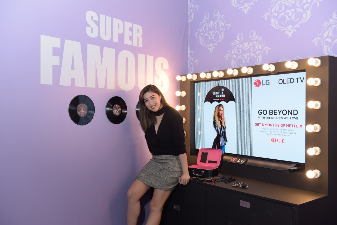 Manila Life: LG powers up Netflix's The Umbrella Academy